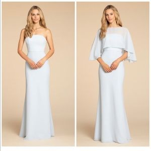 Hayley Paige Occasions bridesmaids gown
